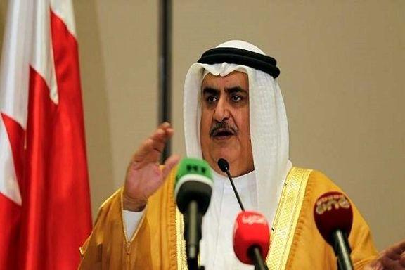 بحرین نگران امنیت اسرائیل شد!