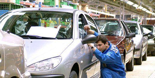 بازار خودرو روند کاهشی در پیش گرفت /  پژو ۲۰۶ جدود ۱ میلیون و ۸۰۰ هزار تومان کاهش یافت