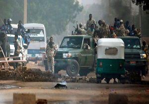 شمار کشتهشدگان  درگیریها در سودان به ۵۰ نفر رسید