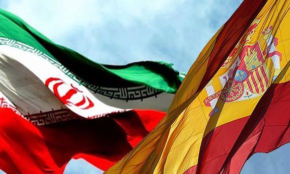 امضای یادداشت تفاهم همکاری ریلی بین ایران و اسپانیا