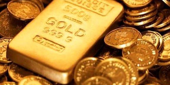 بلاتکلیفی سیاست های پولی بانک های مرکزی قیمت طلا  را تقویت کرد/ هر اونس 1507.27 دلا