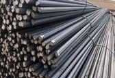 عرضه ۱۱۰۰ تن میلگرد صادراتی در بورس کالا
