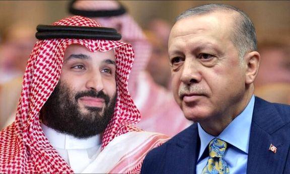 عربستان طرح استراتژیک براندازی اردوغان را آغاز کرده است