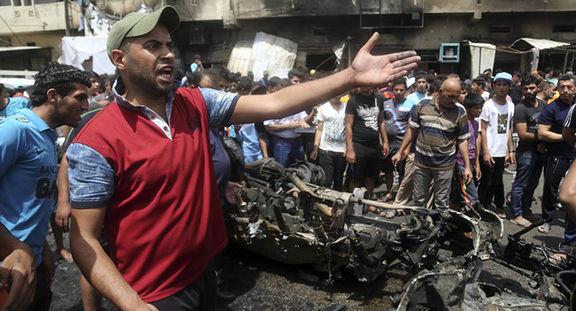 انفجارهای سریالی در شهر بغداد / هشت کشته و 16 زخمی
