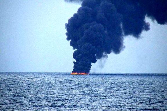 احتمال دست داشتن امریکا در انفجار دو نفت کش دریای عمان
