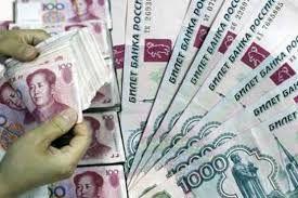 آغاز عملیات حذف دلار از مبادلات روسیه و چین
