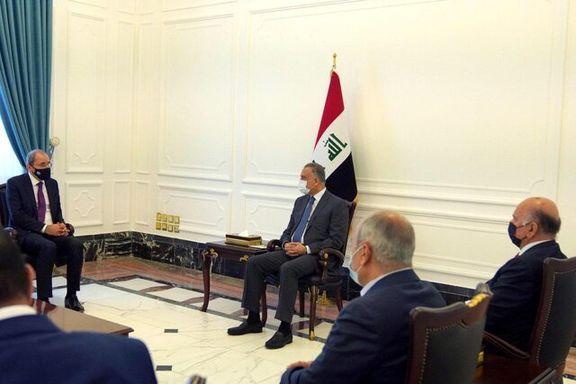 نخست وزیر عراق خواستار روابط بهتر با اردن شد