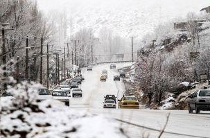 روز گذشته 6 استان درگیر شرایط بد جوی بودند
