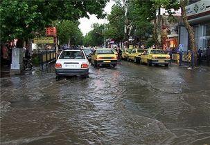 در کدام مناطق تهران احتمال وقوع سیل بیشتر است؟