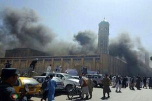 97 کشته و زخمی بر اثر انفجار خودرو بمبگذاری شده در زابل