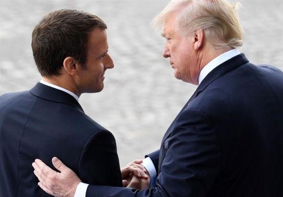 درخواست معافیت شرکت های فرانسوی برای فعالیت در ایران توسط آمریکا رد شد