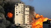 ۱۴۵شهید از جمله ۴۱ کودک در هفتمین روز حملات اسرائیل