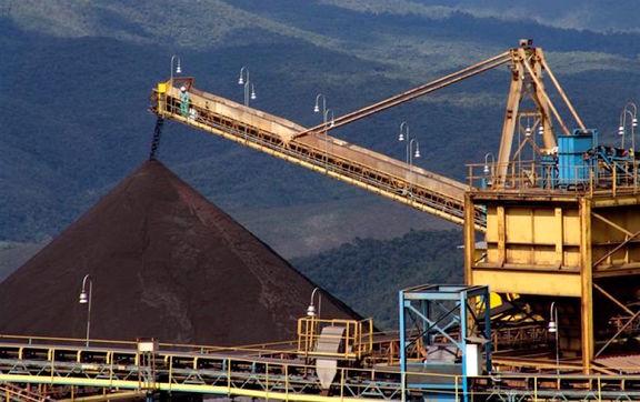 افزایش بیش از 6 درصدی قیمت سنگآهن در یک هفته گذشته
