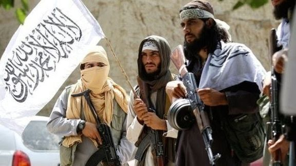 گمرک واقع در مرز ایران_افغانستان توسط طالبان تصرف شد