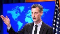 آمریکا: برای بازگشت به برجام چارچوب زمانی مدنظر نداریم