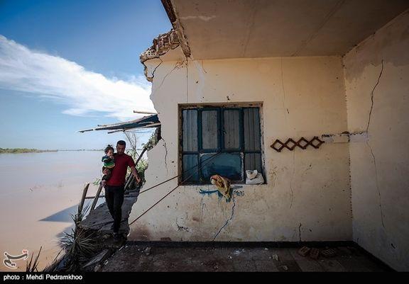 سیل تاکنون جان 57 نفر را گرفته و 478 نفر نیز مصدوم شده اند