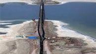 خبر خوب این روزها: دریاچه ارومیه دیگر در بحران نیست