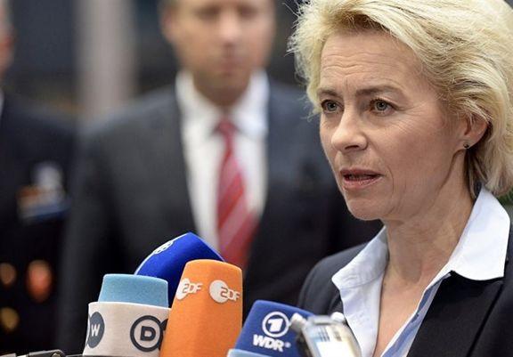 وزیر دفاع آلمان: بشار اسد قصاب آینده ای در سوریه ندارد!