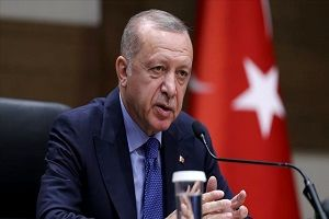 اردوغان: آمادگیها برای بارگیری سامانه اس-۴۰۰ روسیه به ترکیه ادامه دارد