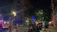 یک کشته و چند زخمی به دلیل حریق در خانه سالمندان پاریس