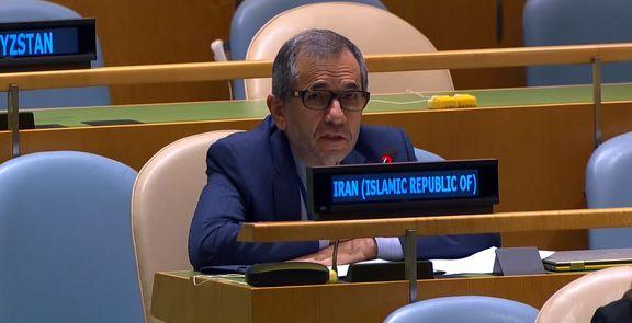نامه ایران به شورای امنیت: تهدیدات ماجراجویانه اسرائیل به سطح هشداردهنده رسیده