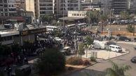 تیراندازی به سوی معترضان در پایتخت لبنان/ ۳ نفر جان باخته و ۲۰ تن مجروح شدهاند