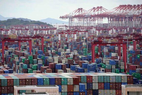 کاهش شدید مازاد تجاری چین در ماه مارس 2021