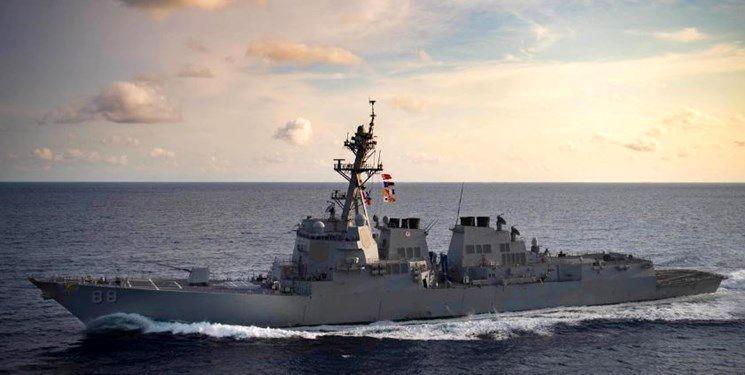 احتمال درگیری واشنگتن و پکن/ ورود دو ناو نیروی دریایی آمریکا در دریای جنوب چین