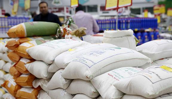 تخصیص 50 هزار تن برنج وارداتی برای عرضه در شبکههای توزیع سراسری
