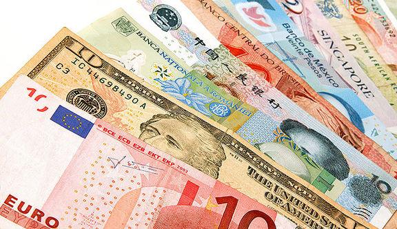نرخ ۴۷ ارز بین بانکی در ۱۸ بهمن ماه ۹۷