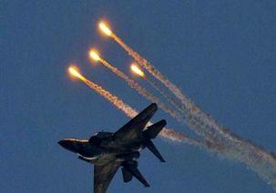 جنگنده های اسرائیلی در خاک لبنان بالون حرارتی سفید  پرتاب کردند