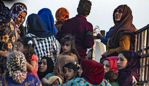 آخرین آمار آوارگان سوری اعلام شد