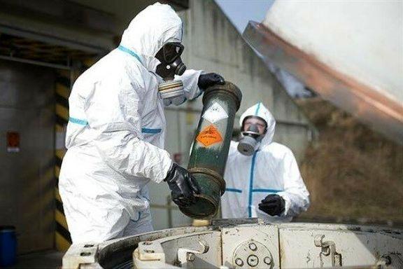 آماده شدن تروریستها برای دست زدن به حملات شیمیایی در ادلب