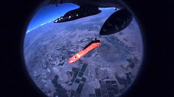 اولین موشک کروز ترکیه پرتاب شد