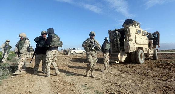 پادگان آمریکایی های عراق مورد حمله قرار گرفت