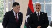 دولت وفاق لیبی دستور آتشبس را صادر کرد