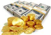 قیمت سکه و ارز در بازار امروز / دلار ۱۲ هزار و ۷۵۰ تومان