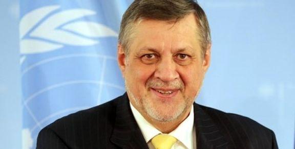 دیدار نماینده سازمان ملل با معاون سید حسن نصرالله خشم مقامات صهیونیست را برانگیخت