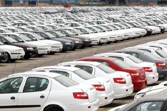 ثبات قیمت خودرو در بازار