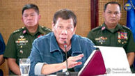 رئیس جمهور فیلیپین دستور شلیک به ناقضان قرنطینه را صادر کرد