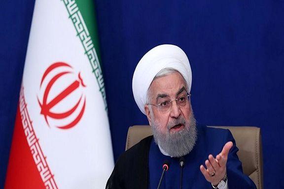 روحانی: واحدهای مسکونی را باید مردم بسازند