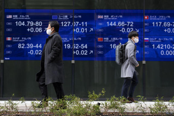 نوسان سهام آسیا اقیانوسیه در معاملات امروز