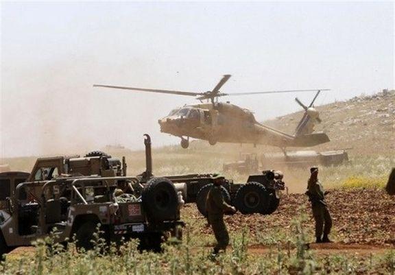 برگزاری رزمایش نظامی اسرائیل و آمریکا