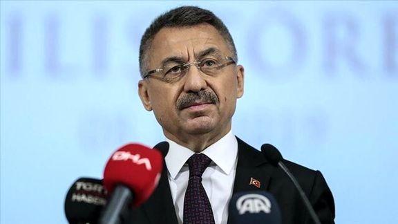 ترکیه: آمریکا نمی تواند با تهدید مارا منصرف کند