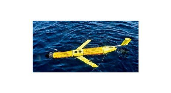 زیردریایی بدون سرنشین و جاسوسی آمریکا رونمایی شد