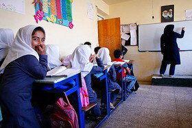 افزایش تعداد دانش آموزان اطراف تهران