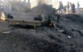 خبر فوری/برخورد یک پژو سواری حامل سوخت با اتوبوس مسافر  در محور ایرانشهر  _ بم  /احتمال مرگ 6 نفر در این حادثه