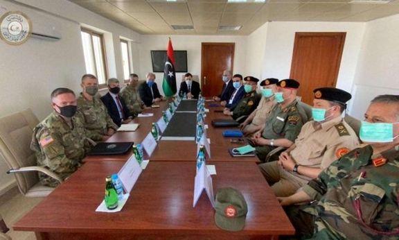 تصمیم آمریکا درباره لیبی چیست؟