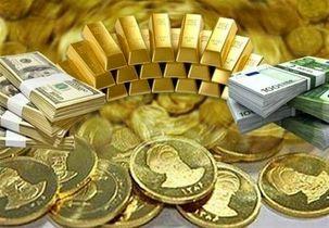 افت قیمت سکه و طلا در بازار امروز