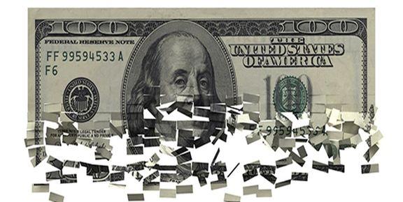 کاهش قیمت دلار آزاد و هم قیمت شدن با نرخ نیمایی